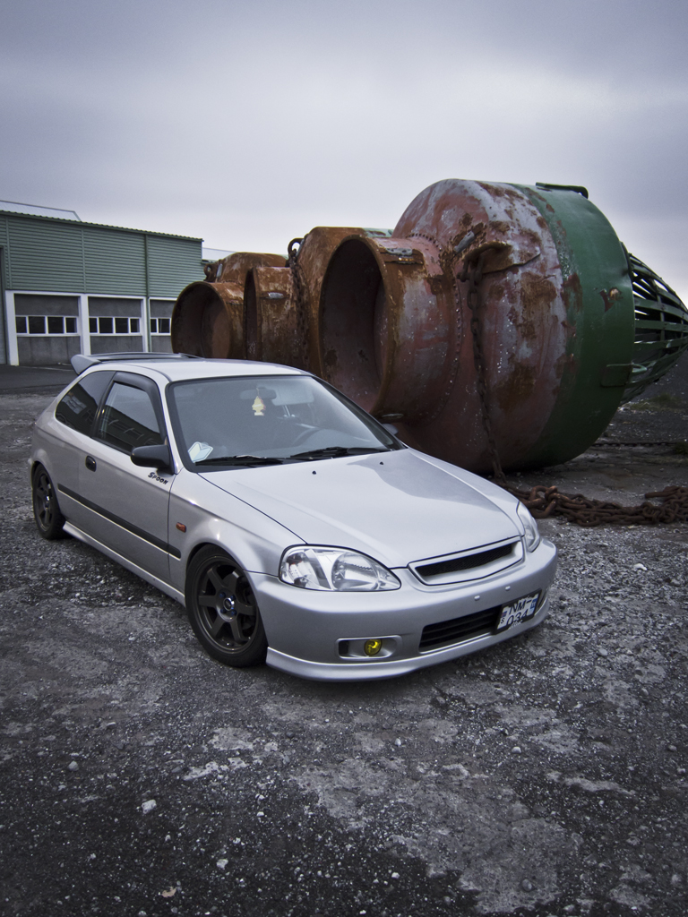 Ek Hatch From Iceland Ek9 Org Jdm Ek9 Honda Civic Type R