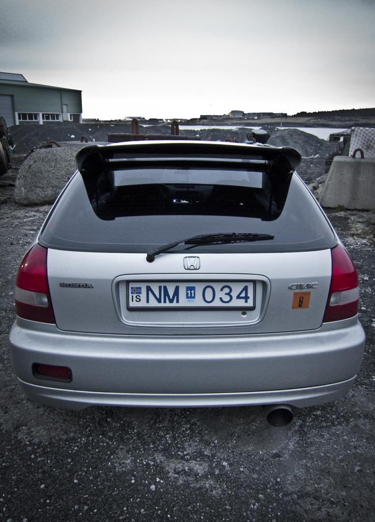 Exedy Stage 2 Clutch >> EK hatch from iceland   EK9.org JDM EK9 Honda Civic Type R ...