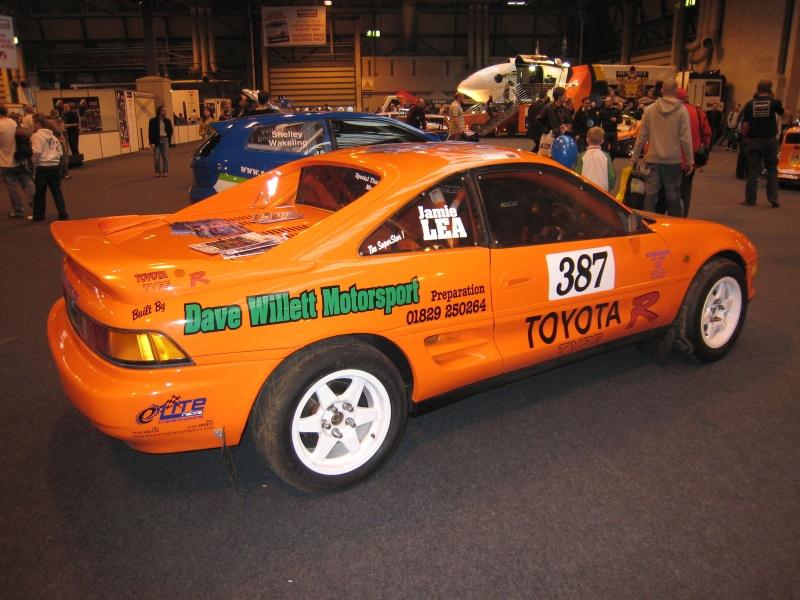 Rallycross MR2
