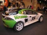 Ford Puma rallycross car