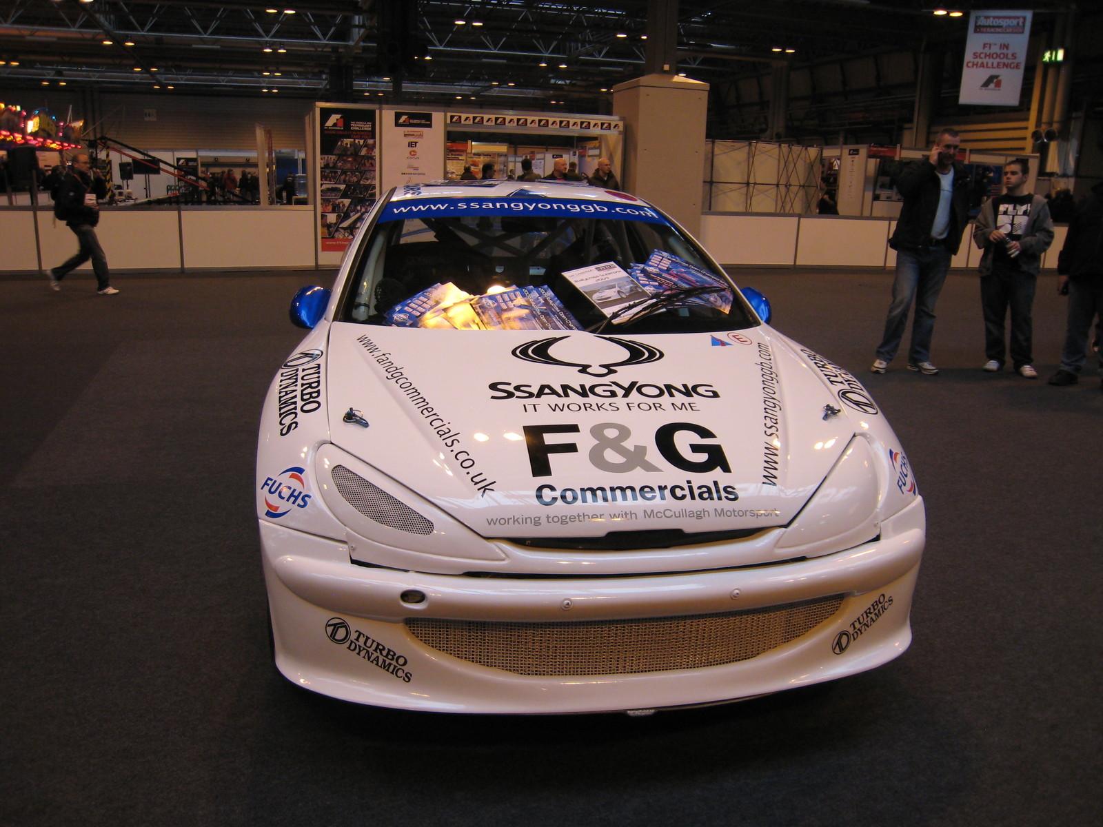 Rallycross Peugeot