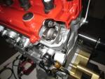 Suzuki Hayabusa engine