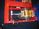 Dyno Dynamics eddy current brake