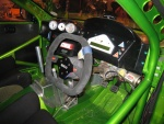 STACK dash, electrical power steering, dong gear shift knob
