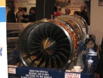 Rolls Royce jet engine, courtesy of 1k club bloodhoundssc.com