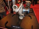 Garrett TR30R turbo for WRC cars, 34mm restrictor.