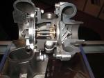 Garrett VNT25 with T28 compressor at Turbo Technics