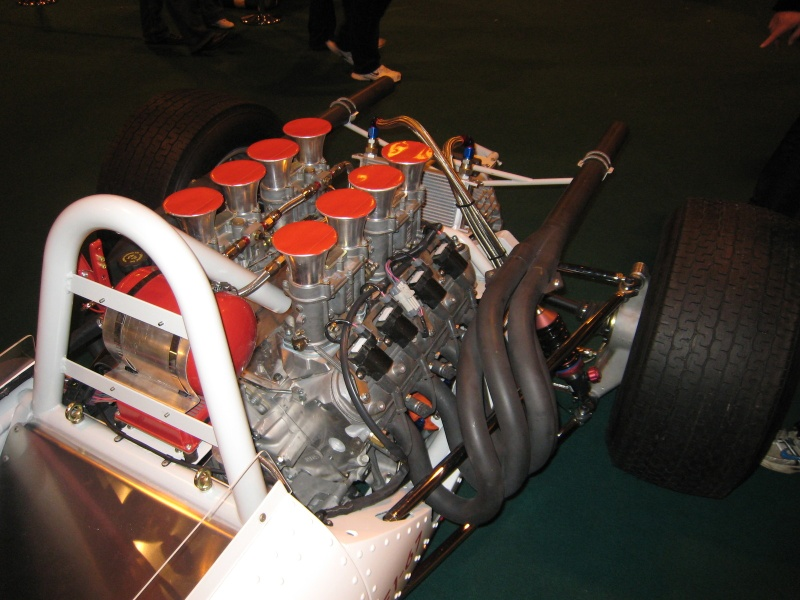 GM LS engine