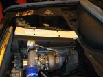 Ford Escort MK2 with Saab 2.3 turbo engine