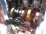 Prodrive concept variable compression engine
