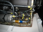 Subaru 2008 WRC gearbox