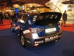 Subaru 2008 WRC car