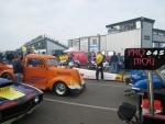 The staging lanes