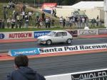 Gaffer tape racing